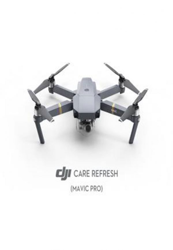 DJI Care Refres Mavic Pro Card